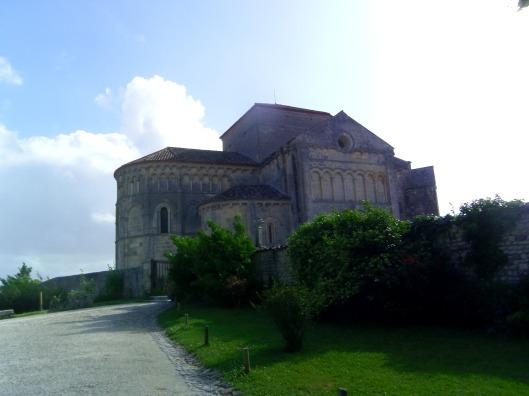 Eglise de Talmont
