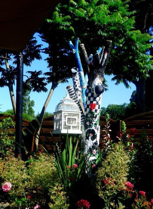 jardin juillet 2013