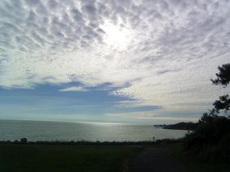 côte de la Charente Maritime - Plage du Palatin