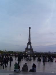 place du Trocadéro à Paris
