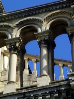 Alignement de colonnes