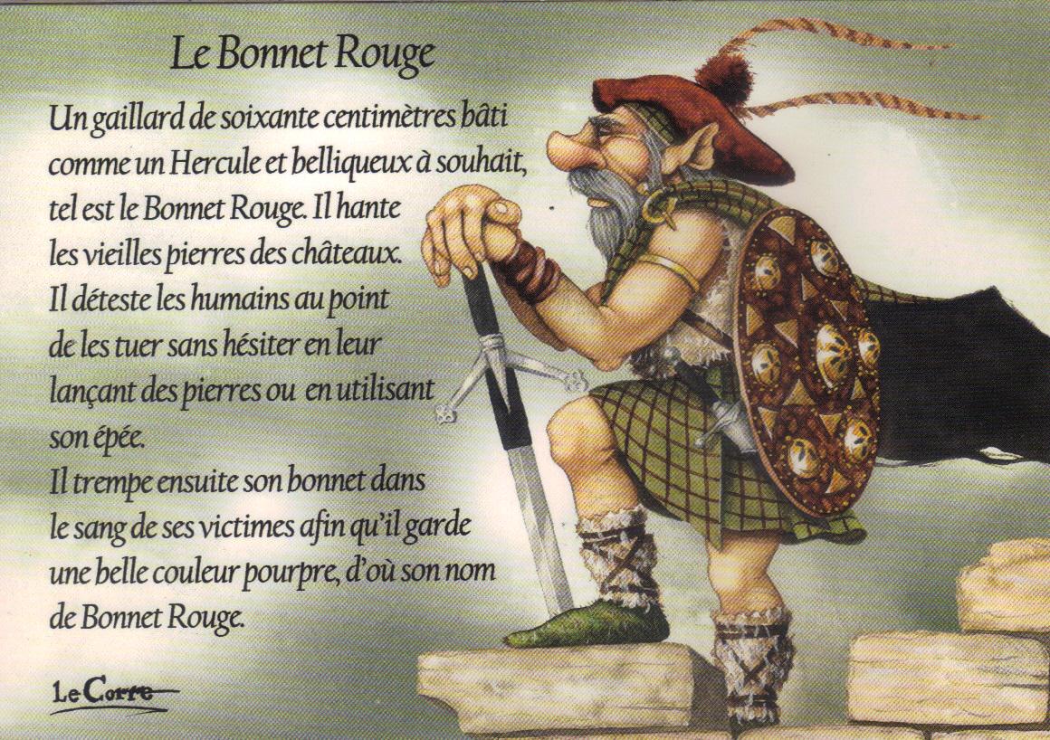 collection de remise meilleure sélection de haute couture La légende du Bonnet Rouge | Mon beau manoir