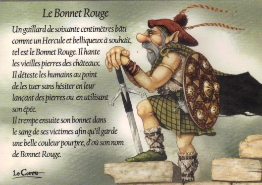 La légende du Bonnet Rouge