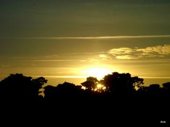 quand le soleil se couche