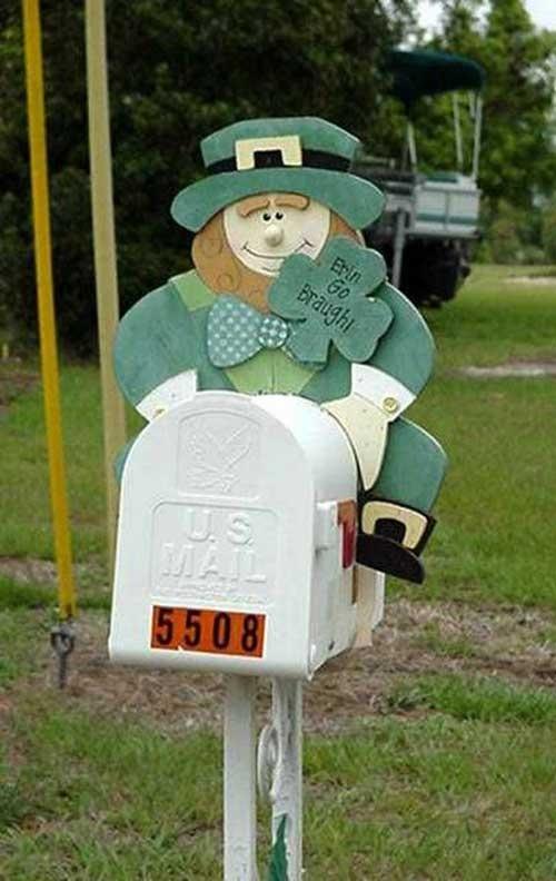 boîte aux lettres, mailbox