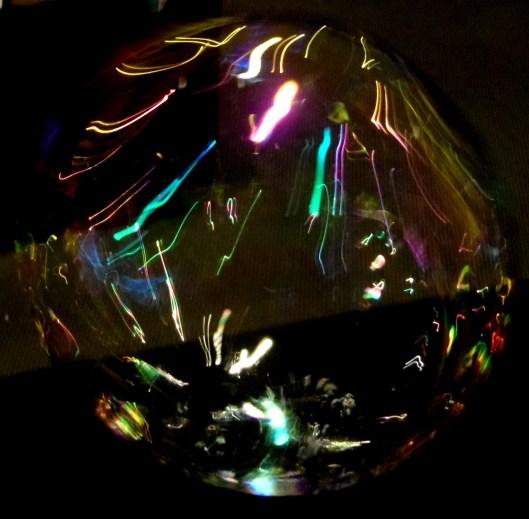 bulle de bien être