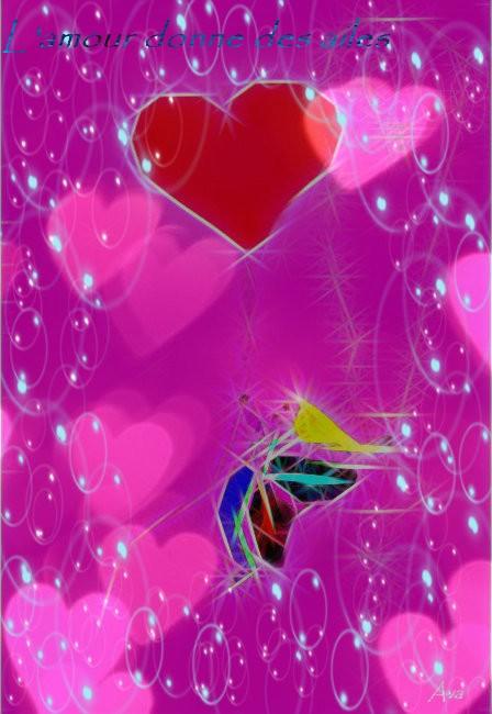 amour - saint valentin