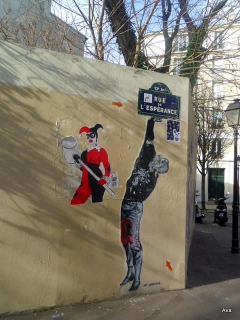rue de l'Espérance_Paris 13e