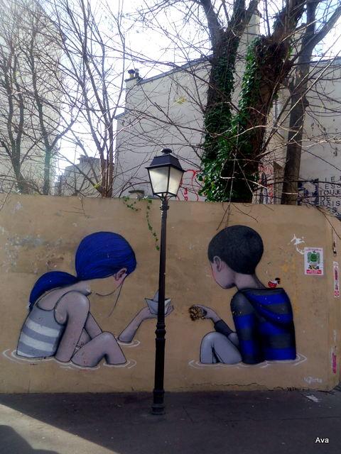 street art_navire