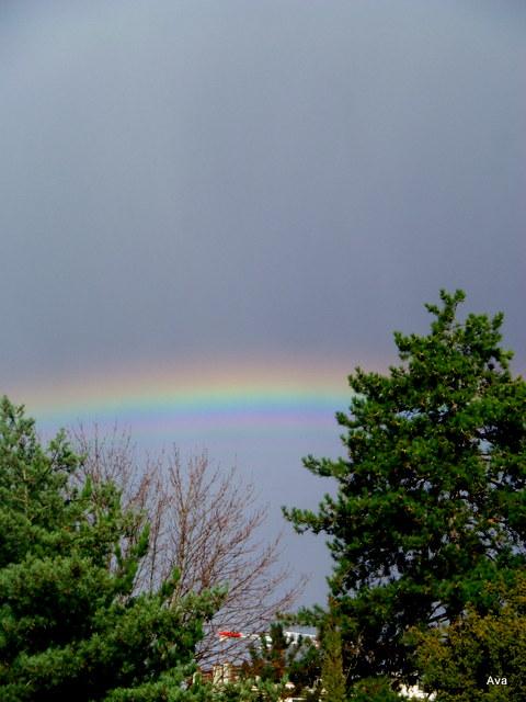 arc-en-ciel, rainbow