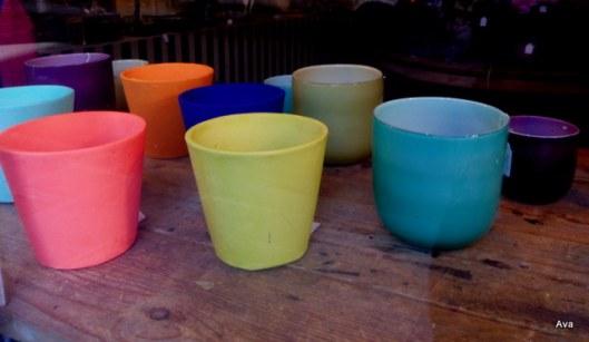 pot couleurs