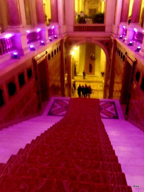 escalier_Maire de Paris