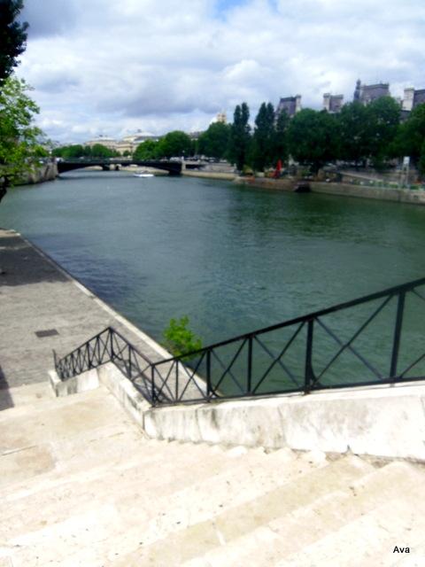 escalier_Paris