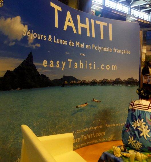 fais un voeu, Tahiti