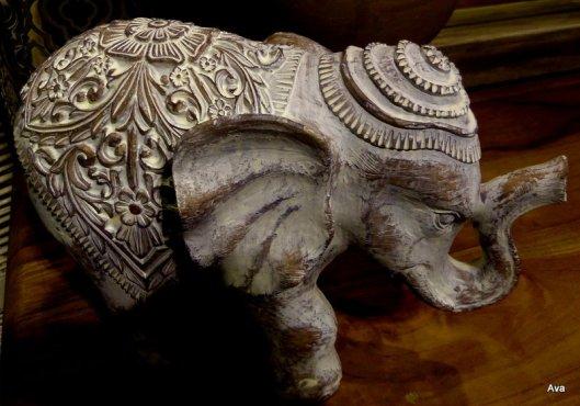 elephant, art