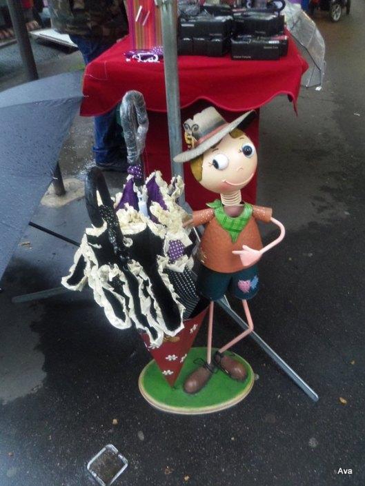 parapluie, décoration
