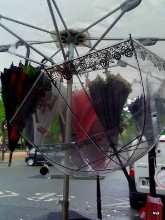 pluie, parapluie