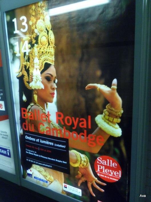 poster, show, Paris