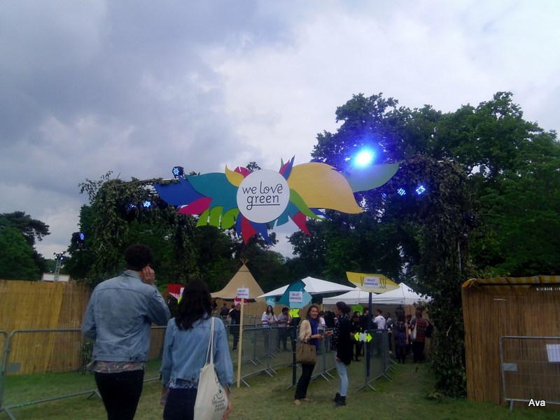 festival, we love green