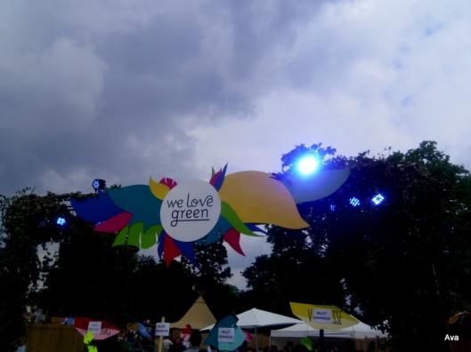 we love green, festival, reportage