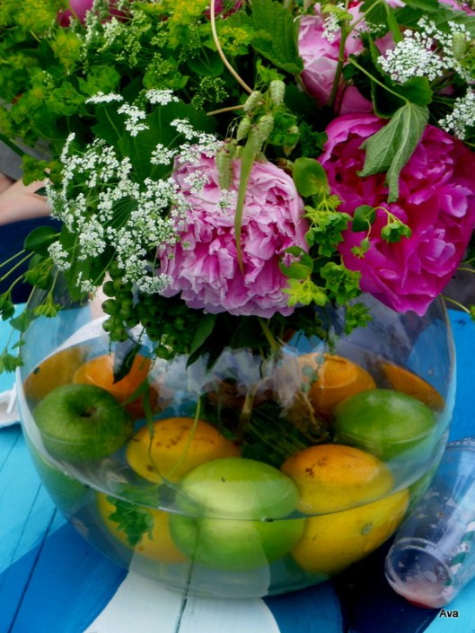 fleurs, fruits