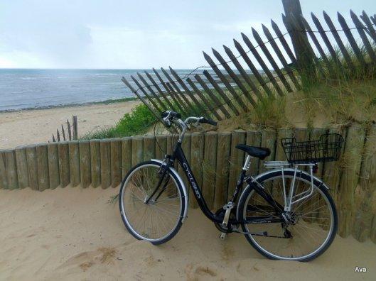 bicyclette, île de ré