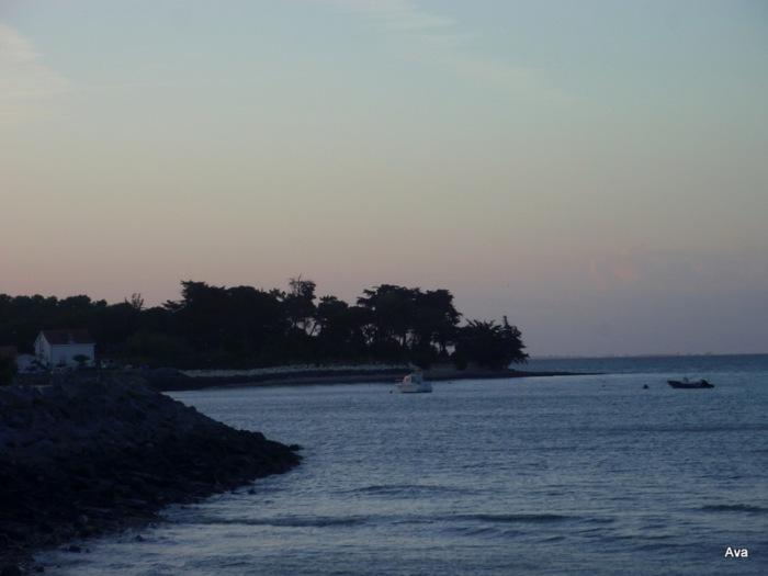 côte, île de ré