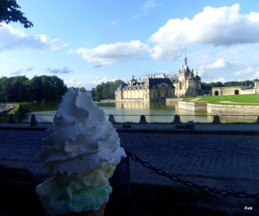 château de chantilly, chantilly