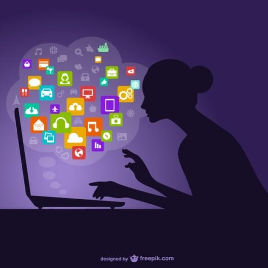 silhouette-de-femme-dans-les-medias-sociaux_23-2147495332