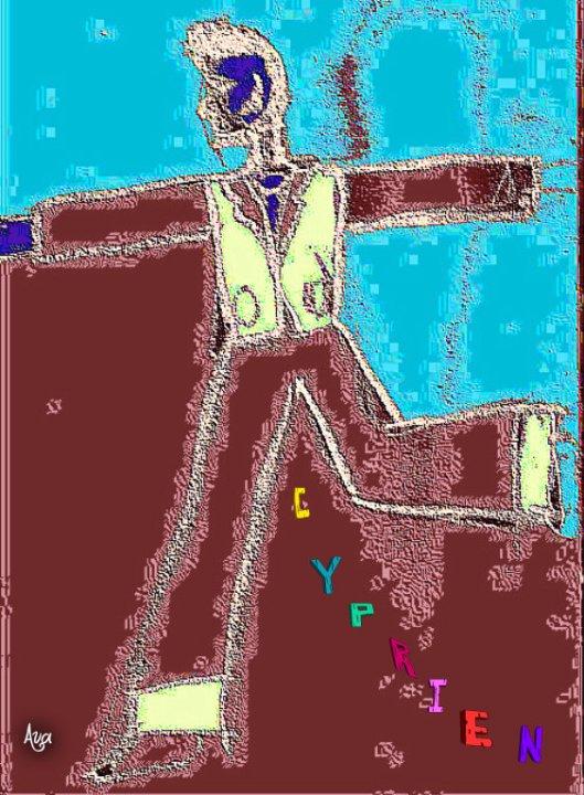 cyprien cour de récré