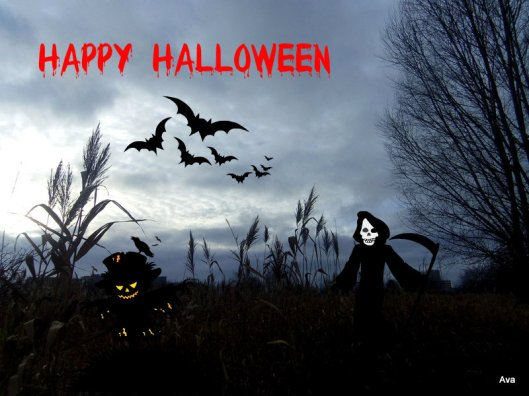 halloween octobre 2014