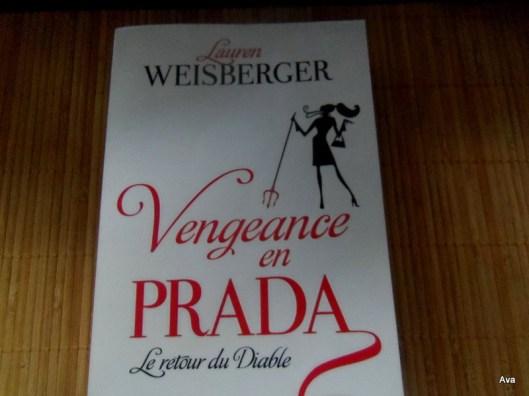 livre, vengeance en Prada