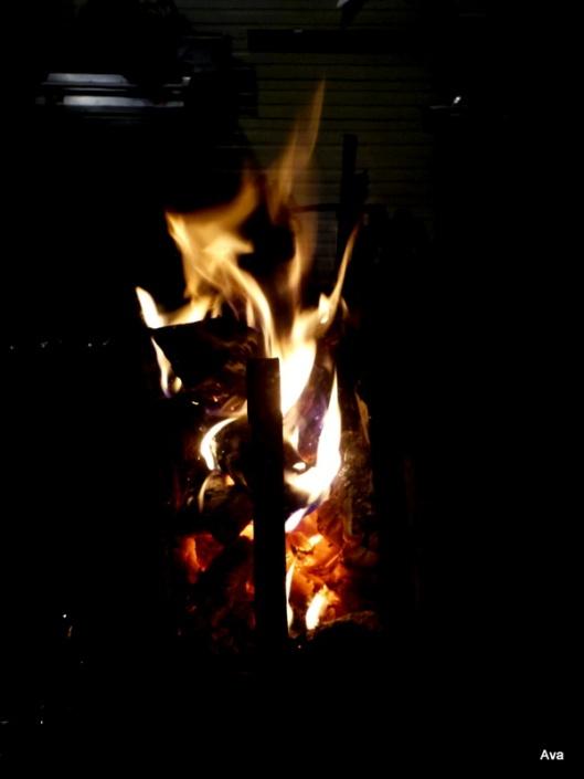 fire, feu