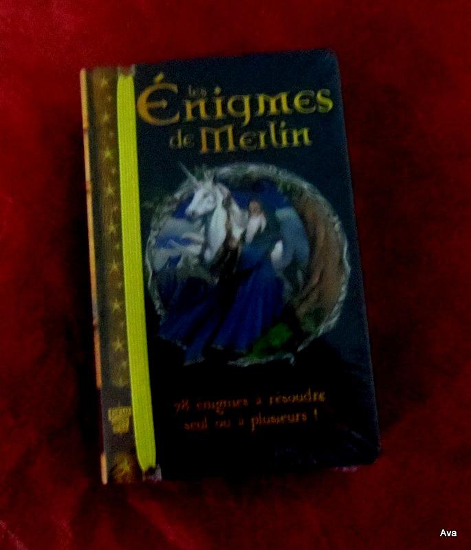 énigmens de Merlin