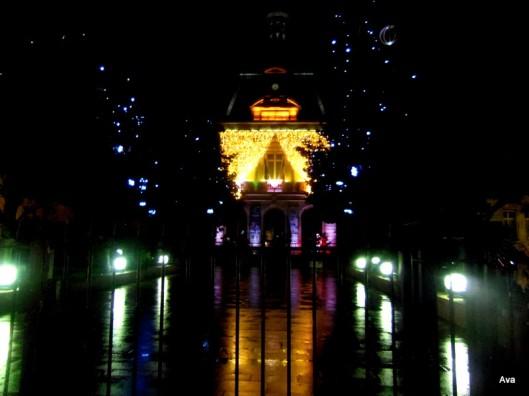 mairie, fêtes