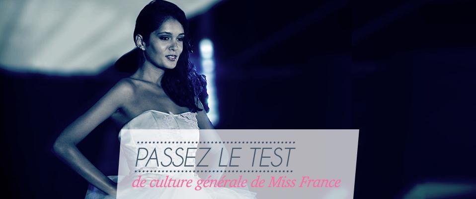 test culture générale