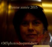 jeudi 1 er janvier selfie