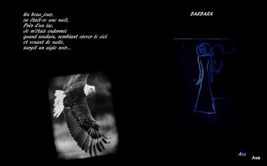 BARBARA L'aigle noir