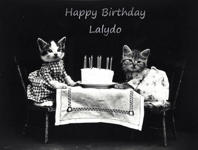 happy birthday lalydo