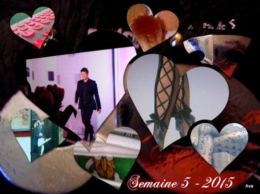 SEMAINE 5 2015