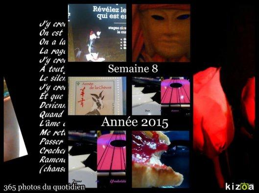 semaine 8 2015