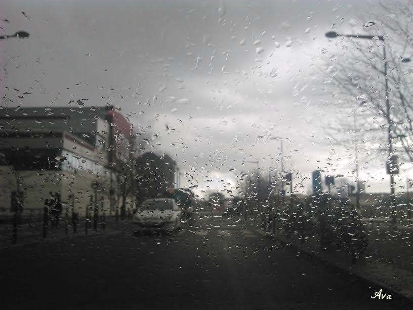 pluie du jour