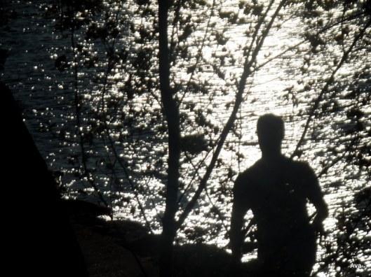 joggeur en bord de seine
