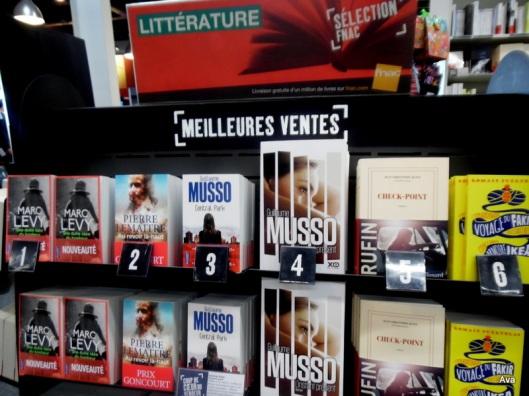 best seller romans avril 2015