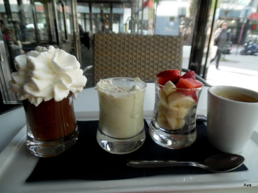 café gourmand Paradis du Fruit