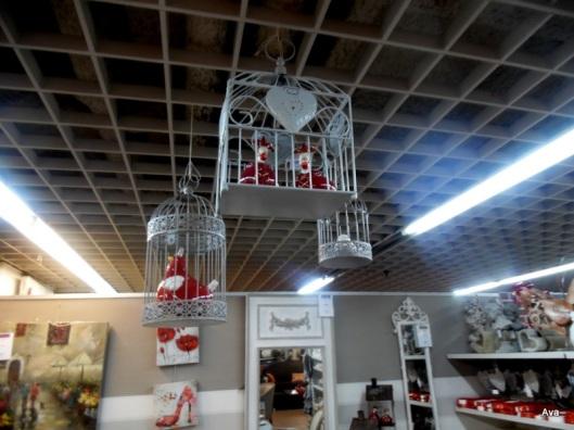 cages à oiseaux