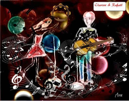 Clarisse et Rafaël 2