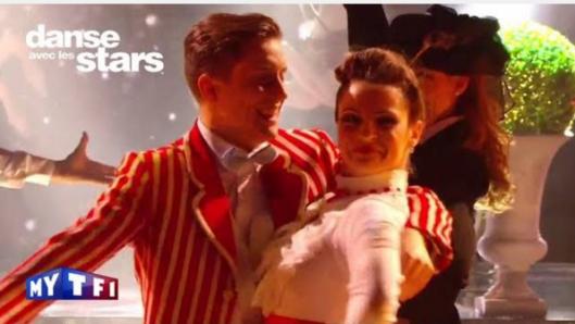 Capture loic Nottet Danse avec les Stars