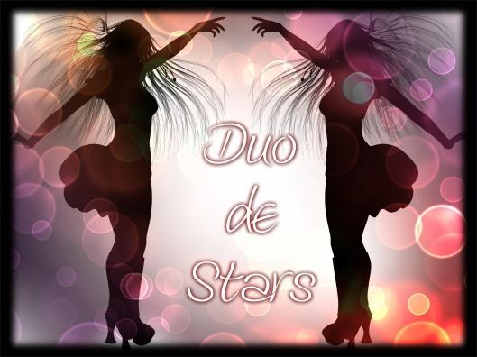 duo de stars Blanche porte 1