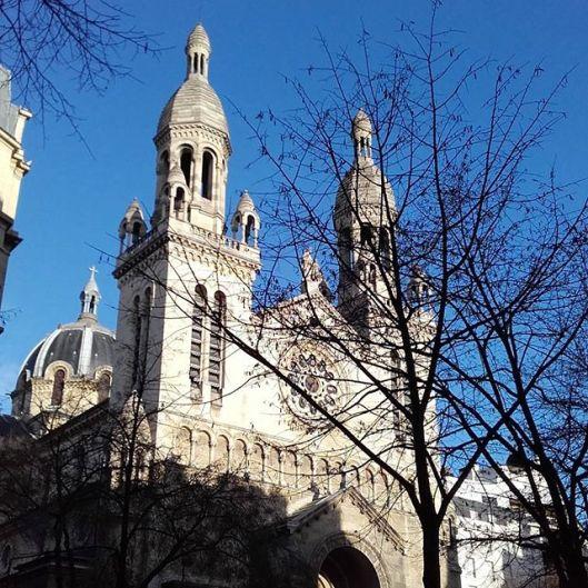 église rue de Tolbiac Paris 13e